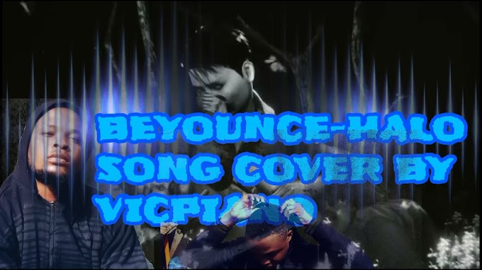 Beyonce-halo-song cover by vicpiano + video
