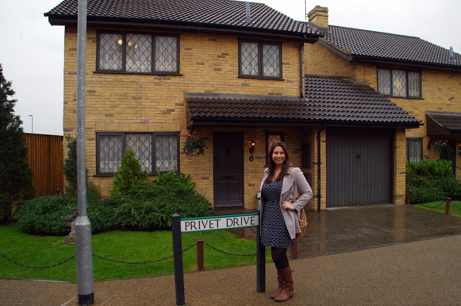 Privet Drive Warner Brothers Studio Tour
