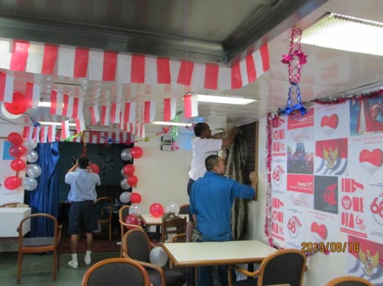 39 Dekorasi Kelas 17 Agustus Kece yang Bikin Kemerdekaan