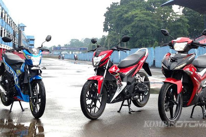 Giliran MX King Asapi Supra GTR dan Satria