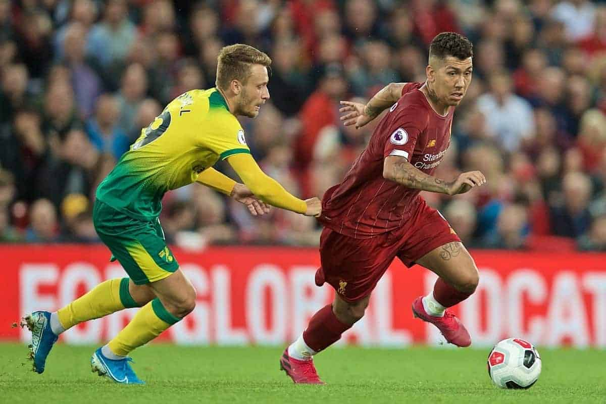 Norwich vs Liverpool Football Preview and Predictions 2021