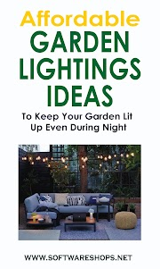 Affordable Garden Lighting Ideas To Keep Your Garden Lit Up Even During Night