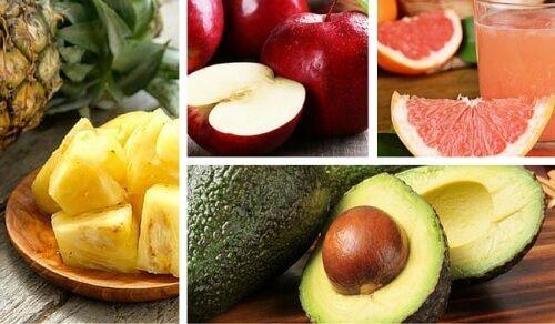 rolul fructelor si al legumelor in alimentatie