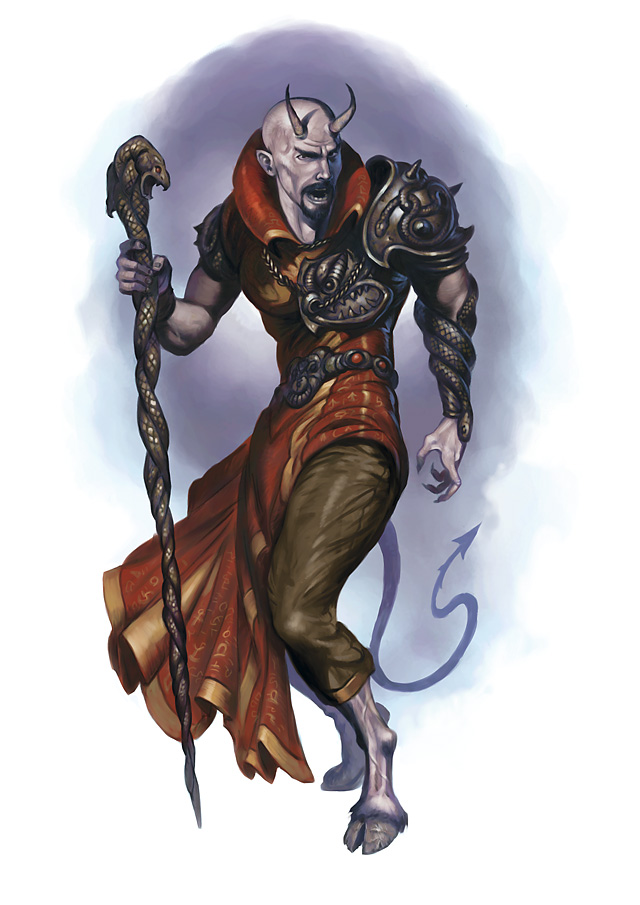 Power Score Dungeons Dragons A Guide To Archdevils The Rulers