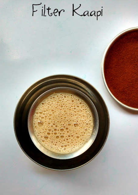 filter kaapi recipe