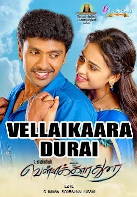 Vellaikaara Durai 2014 Dual Audio UNCUT HDRip 480p 400Mb x264