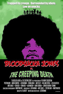 Bloodsucka Jones vs. The Creeping Death – review