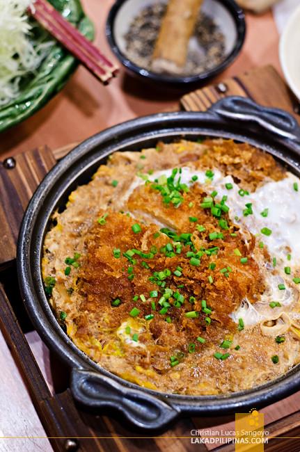 Saboten Glorietta Claypot Chicken