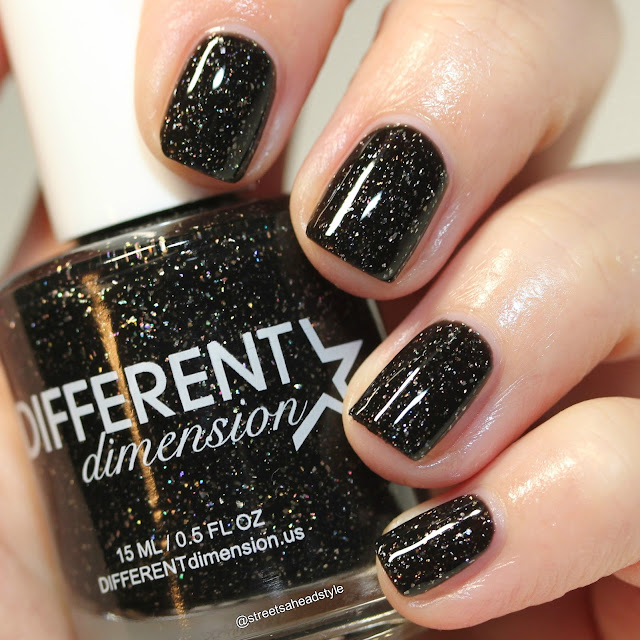 Different Dimension Dorothy Dandridge Old Hollywood Polish Pickup August 2017