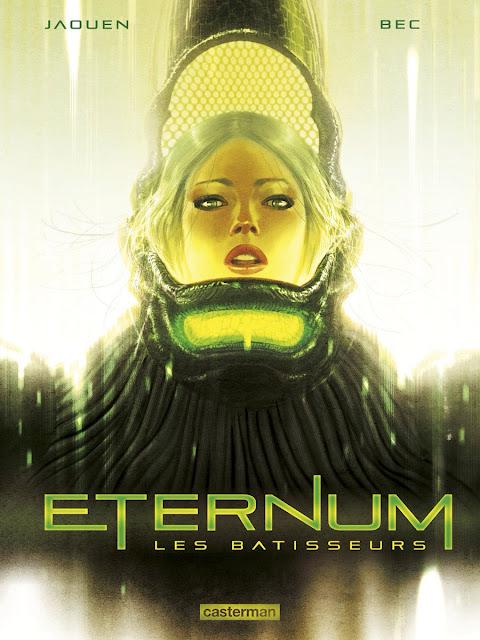 comics science fiction alien space opera