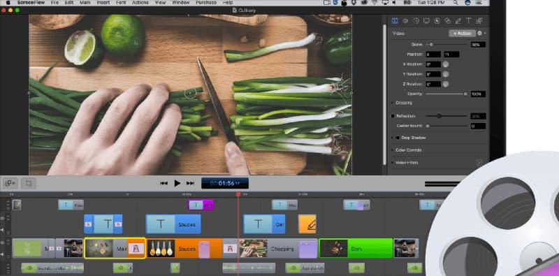 برنامج تصوير الشاشة فيديو للكمبيوتر hd