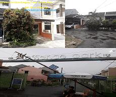 Rumah Disewakan/DiJula Komplek Perumahan Essence Park Jatiwaringin