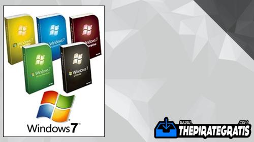 Download Windows 7 TODAS AS VERSÕES 32/64 Bits PT-BR via Torrent