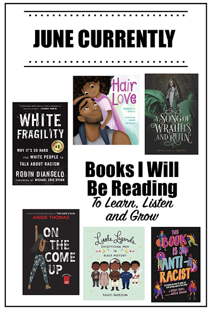 Anti-racist books to learn listen and grow