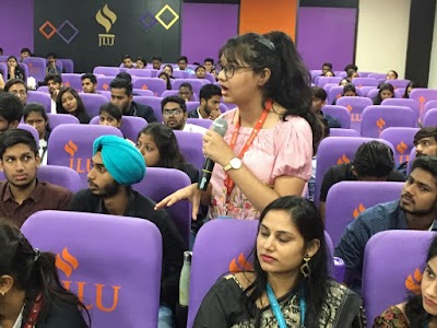 Igniting mind lecture titled 'Changing Lives through Research and Innovation' organized by JLU - School of Engineering and Technology