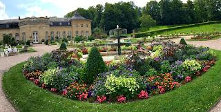 <b>BUGA-Außenstandort Residenzstadt Gotha:</b> Ein fürstliches Erbe der Garten- kultur
