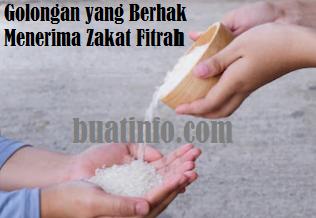 Buat Info - 8 Golongan Orang yang Berhak Menerima Zakat Fitrah