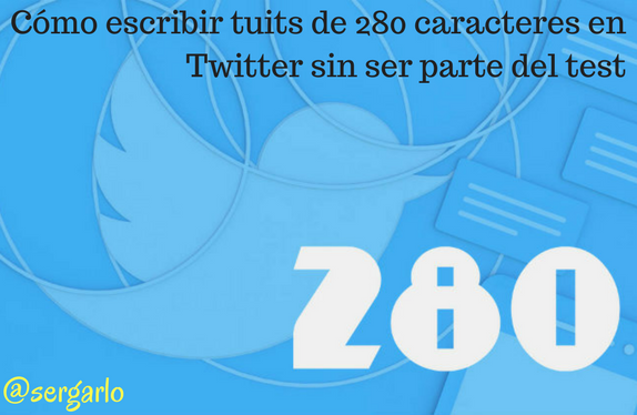 Redes Sociales, Twitter, Social Media, 280 caracteres, test, 140 caracteres