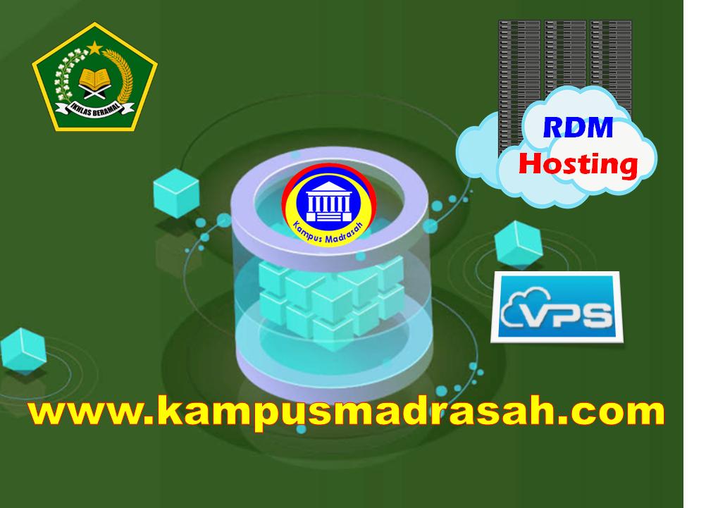 RDM HD Madrasah Versi Hosting