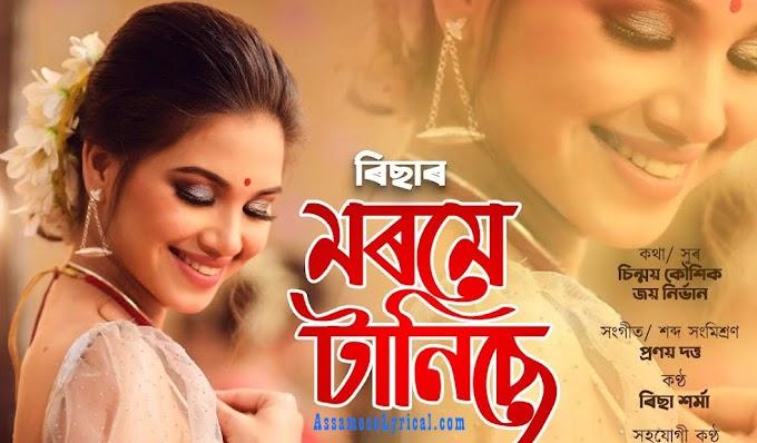 Morome Tanise Song Lyrics   Assamese Lyrics - AssameseLyrical.com
