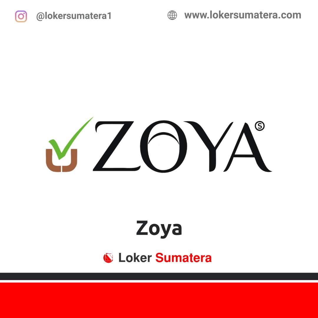 Lowongan Kerja Pekanbaru: Zoya November 2020