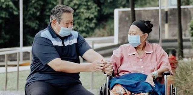 Kondisi Ani Yudhoyono Kembali Memburuk Pagi Ini