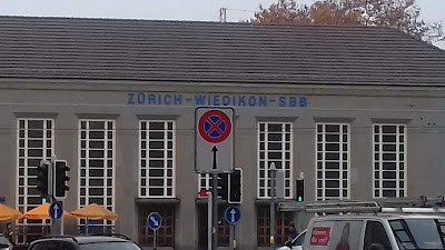 Wiedikon - orthodox Jewish district in Zurich