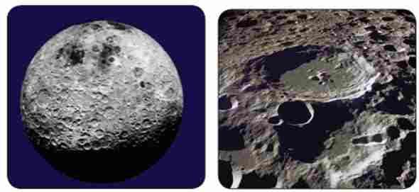 Bulan yang Setia kepada Bumi