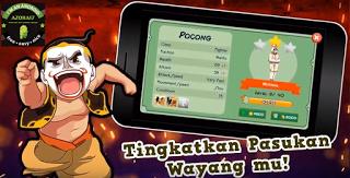 Juragan Wayang Mobile RPG Apk Mod Terbaru 2017