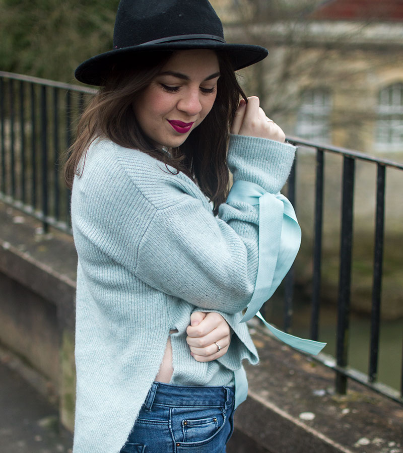 STYLE: TOPSHOP JUMPER