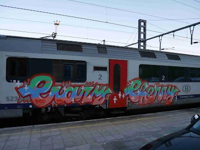 cherry train