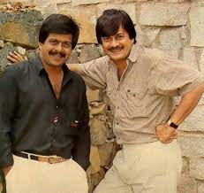 Shankar Nag with brother Ananth Nag