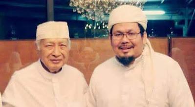 Ustad Tengku: Hanya Soeharto Presiden yang Berani Putus Hubungan Diplomatik dengan China