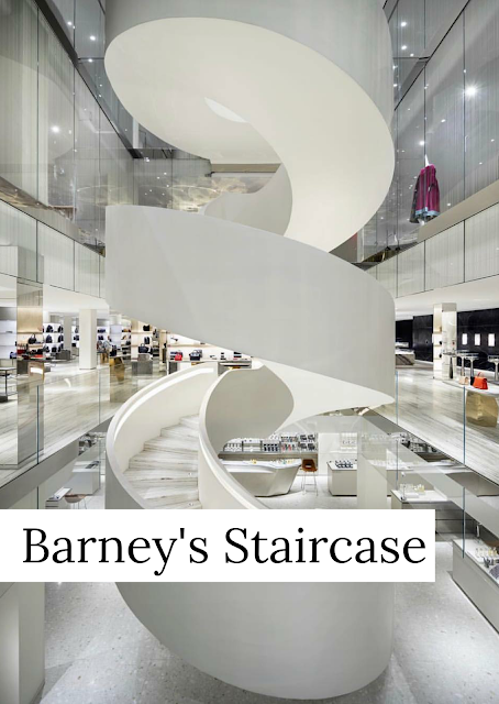 Barney's Staircase