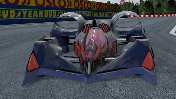 FUTURE GPX CYBER FORMULA SIN VIER PC Full