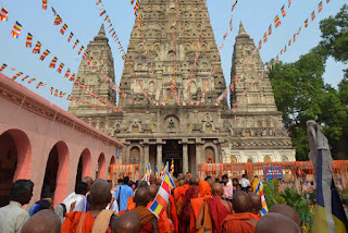 no-cleaning-in-mahabodhi-temple-gaya
