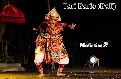 Tari Baris (Bali)