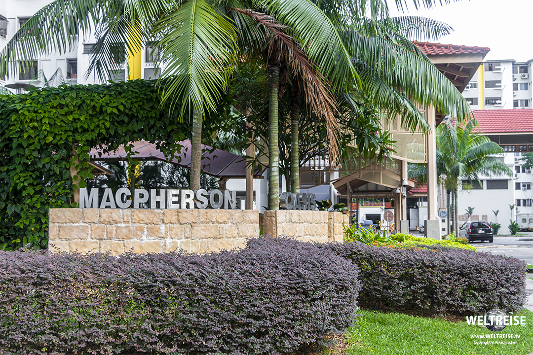 Mac Pherson Station in Singapore