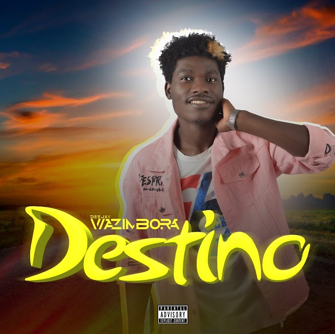 Dj Wazimbora Feat. Gerilson Insrael – Ela Me Disse ( 2019 ) [DOWNLOAD]