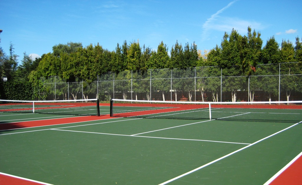 san tennis Conic Skyway Residence