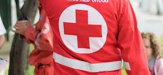 Ερυθρός Σταυρός: Προσοχή στις απάτες- Υπάρχει μόνο ένας λογαριασμός για τους πυρόπληκτους