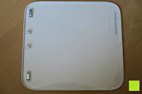 Abdeckung: Beurer LR 300 Luftreiniger mit HEPA Filter für 99,5% Filterleistung, ideal bei Heuschnupfen und zur Allergievorbeugung