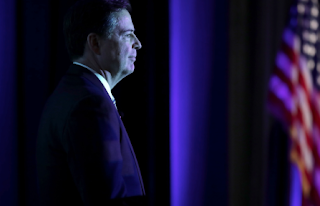 Comey Farewell: 'A President Can Fire An FBI Director For Any Reason'