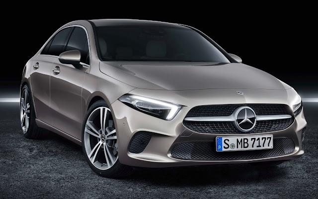Novo Classe A Sedan 2020
