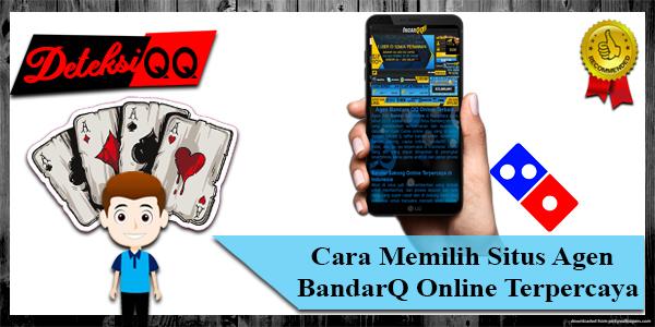 Agen BandarQ Online