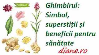 Ghimbirul: Simbol, superstiții și beneficii pentru sănătate