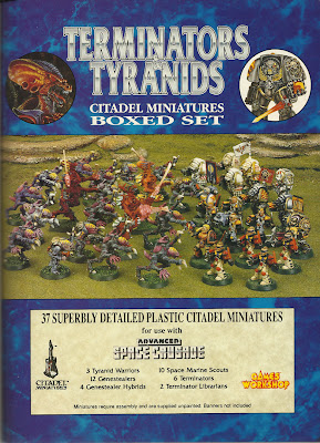 Terminators and Tyranid Boxed Set