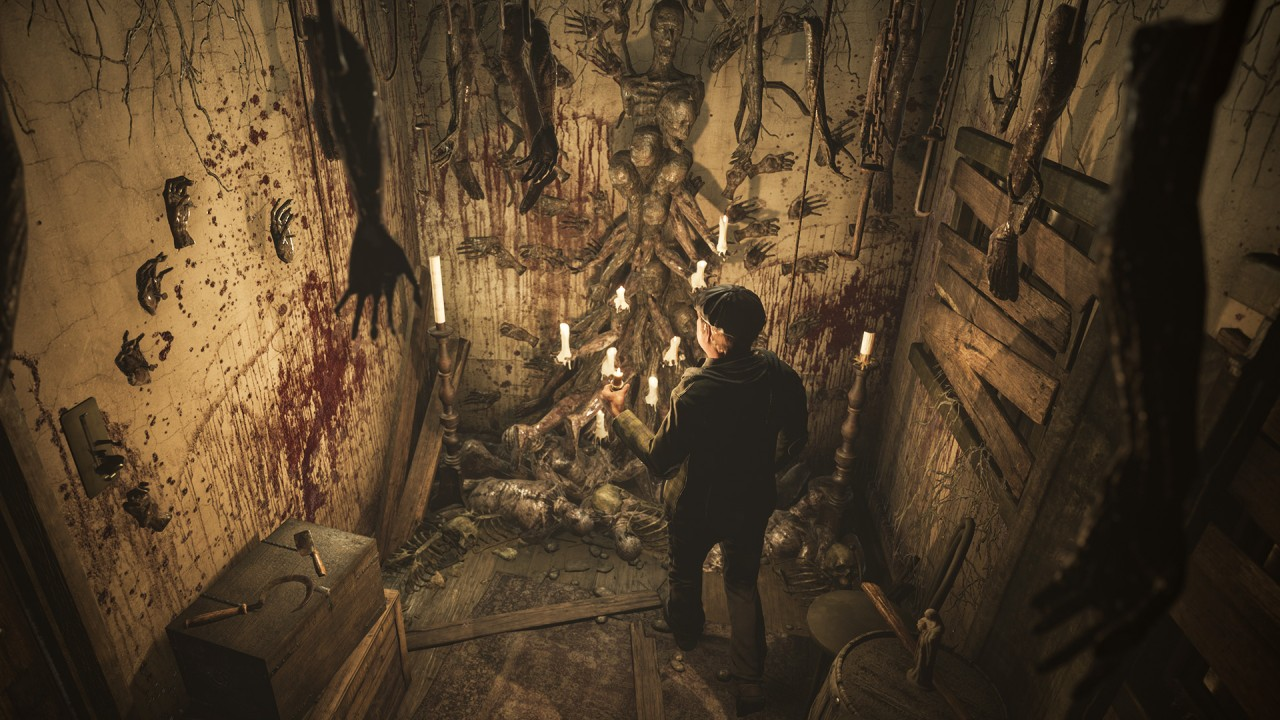 Song of Horror is Coming to PlayStation and Xbox in May