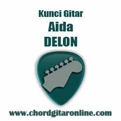 Chord Delon Aida