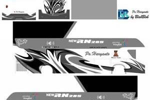 Kumpulan Livery BUSSID PO Haryanto Srikandi SHD Terbaru Kualitas Jernih V3.3